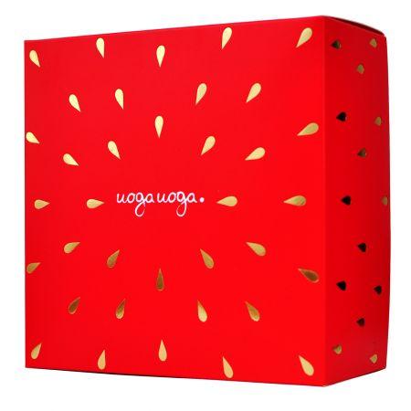 Braškinė dėžutė | Dovanų dėžutės | Natūrali kosmetika | Uoga Uoga
