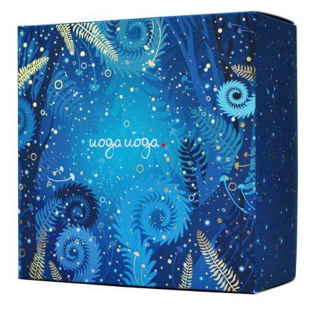 Mėlyna dėžutė | Dovanų dėžutės | Natūrali kosmetika | Uoga Uoga