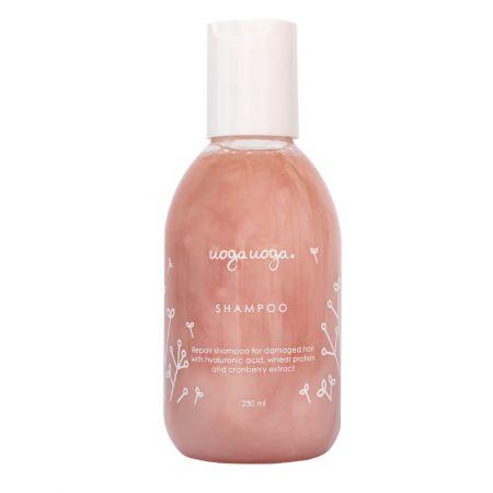 Atkuriamasis šampūnas | Atkuriamoji linija | Natūrali kosmetika | Uoga Uoga