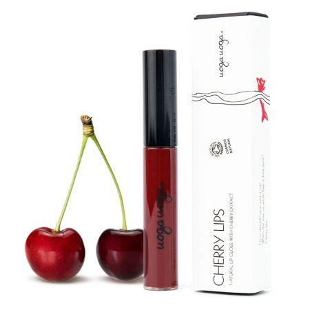 Vyšnių lūpos | Lūpoms | Natūrali kosmetika | Uoga Uoga