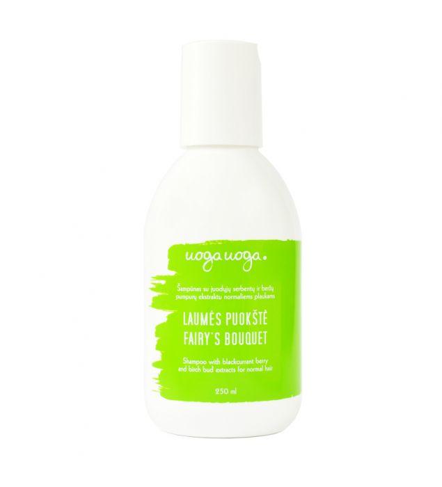 Laumės puokštė | Šampūnai | Natūrali kosmetika | Uoga Uoga