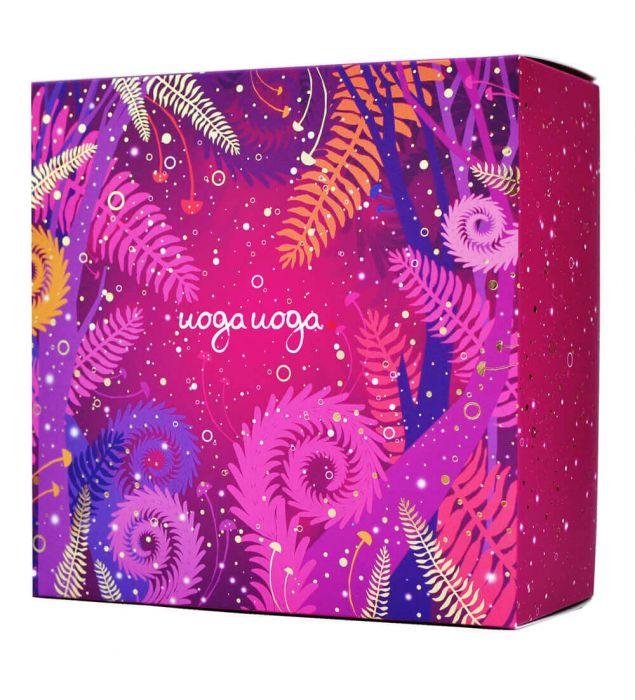 Rožinė dėžutė   Dovanų dėžutės   Natūrali kosmetika   Uoga Uoga