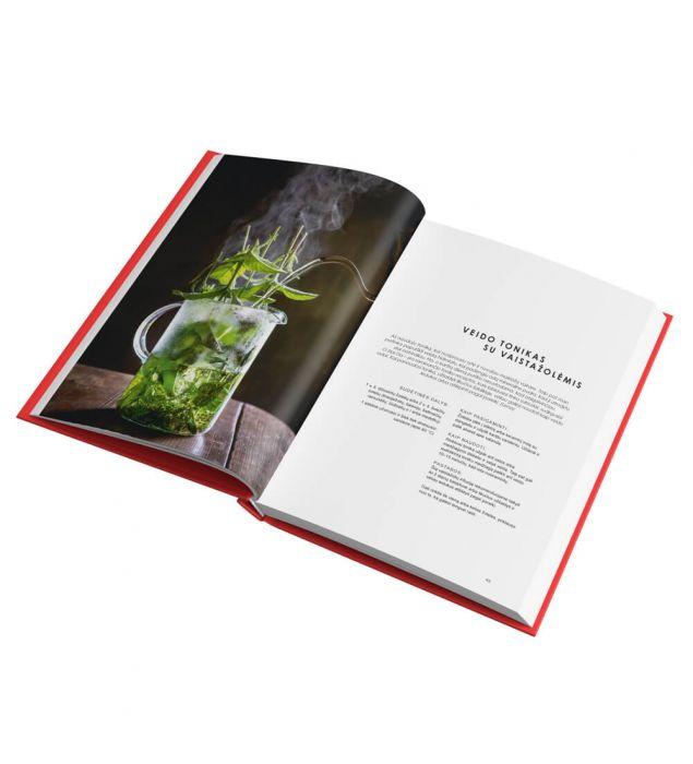 Knyga + pradedančiojo rinkinys | Dovanų rinkiniai | Natūrali kosmetika | Uoga Uoga
