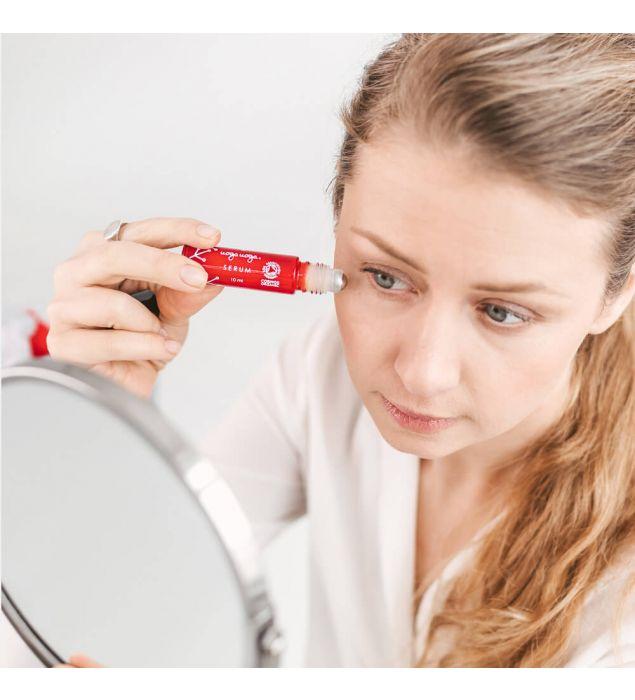 Serumas odai aplink akis | Intensyvi priežiūra | Natūrali kosmetika | Uoga Uoga