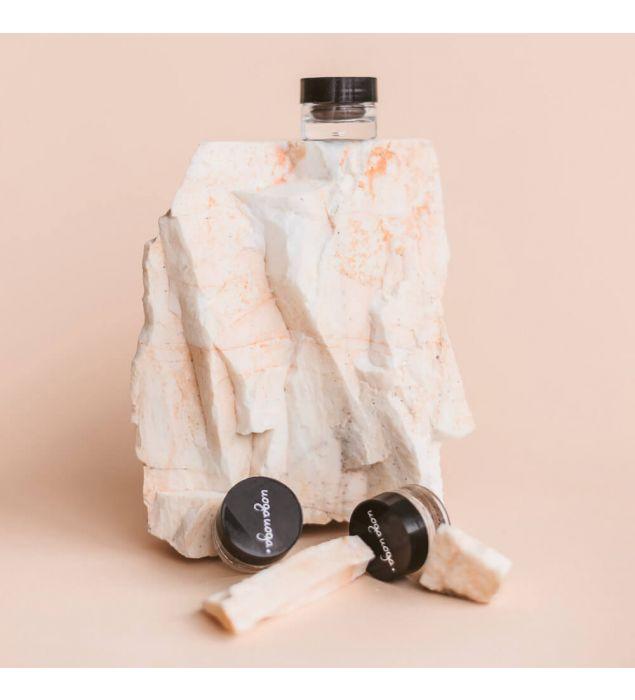 Jūros akmenukai | Antakiams | Natūrali kosmetika | Uoga Uoga