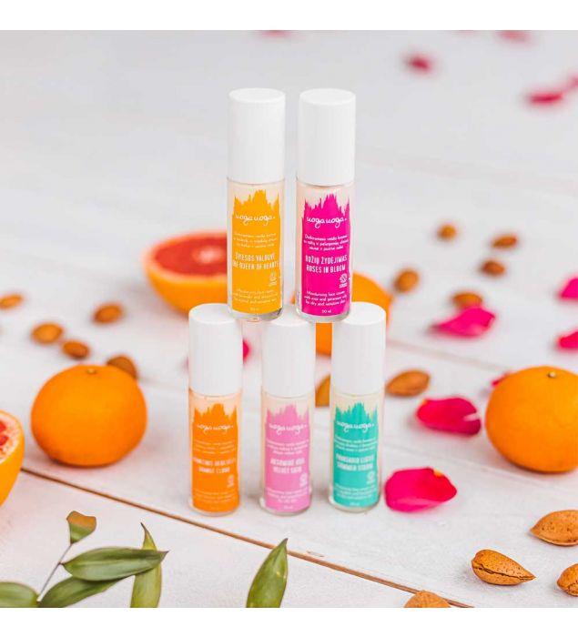 Rožių žydėjimas | Home | Natūrali kosmetika | Uoga Uoga