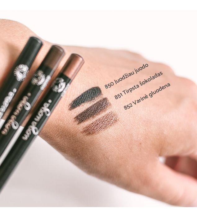 Juodžiau juodo | Akims | Natūrali kosmetika | Uoga Uoga