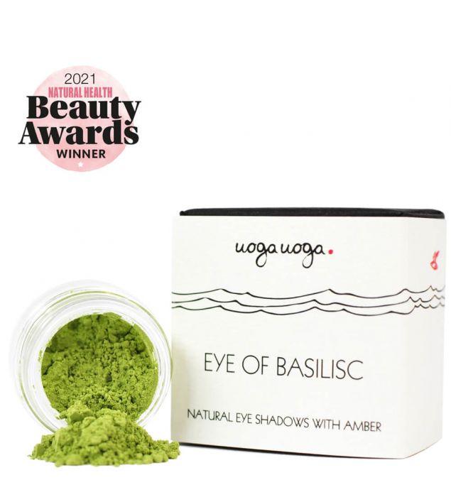 Bazilisko akis | Akims | Natūrali kosmetika | Uoga Uoga