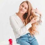 Kondicionuojantis purškiklis | Atkuriamoji linija | Natūrali kosmetika | Uoga Uoga