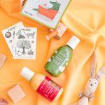 Vaikų mylimiausias | Dovanų rinkiniai | Natūrali kosmetika | Uoga Uoga